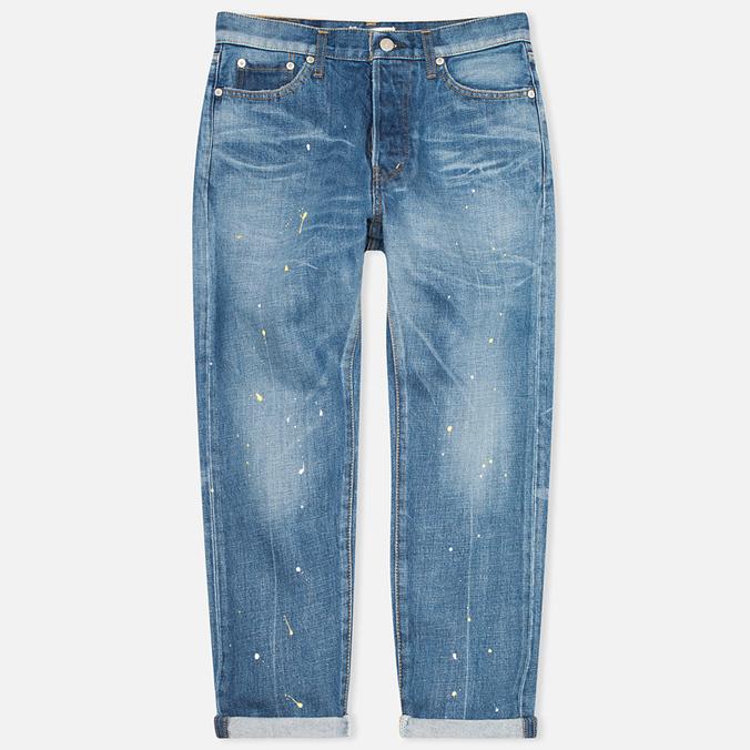 Женские джинсы YMC Japanese Indigo Blue