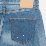 YMC Japanese Women's Jeans Indigo Blue photo- 3