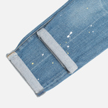 YMC Japanese Women's Jeans Indigo Blue photo- 4