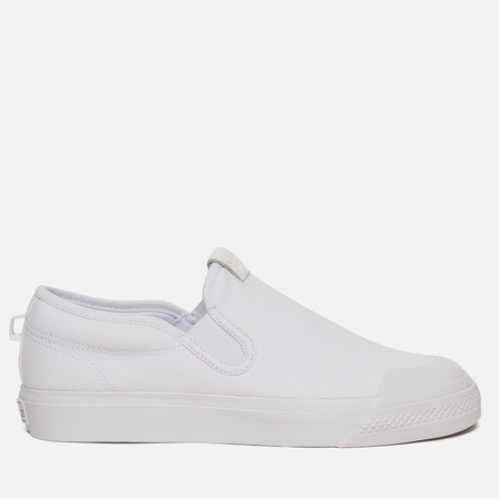 Женские кеды adidas Originals Nizza Slipon White/White/White