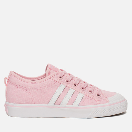 Женские кеды adidas Originals Nizza Wonder Pink/White/White