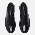 Женские кеды Common Projects Achilles Low Gloss Black фото- 4