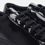 Женские кеды Common Projects Achilles Low Gloss Black фото- 5