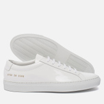 Женские кеды Common Projects Achilles Low Gloss White фото- 1