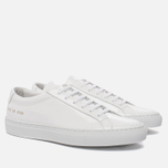Женские кеды Common Projects Achilles Low Gloss White фото- 2