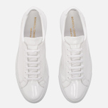 Женские кеды Common Projects Achilles Low Gloss White фото- 3