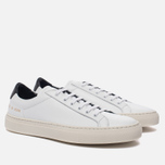 Женские кеды Common Projects Achilles Retro Low White фото- 2