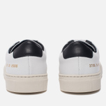 Женские кеды Common Projects Achilles Retro Low White фото- 3