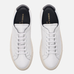 Женские кеды Common Projects Achilles Retro Low White фото- 4