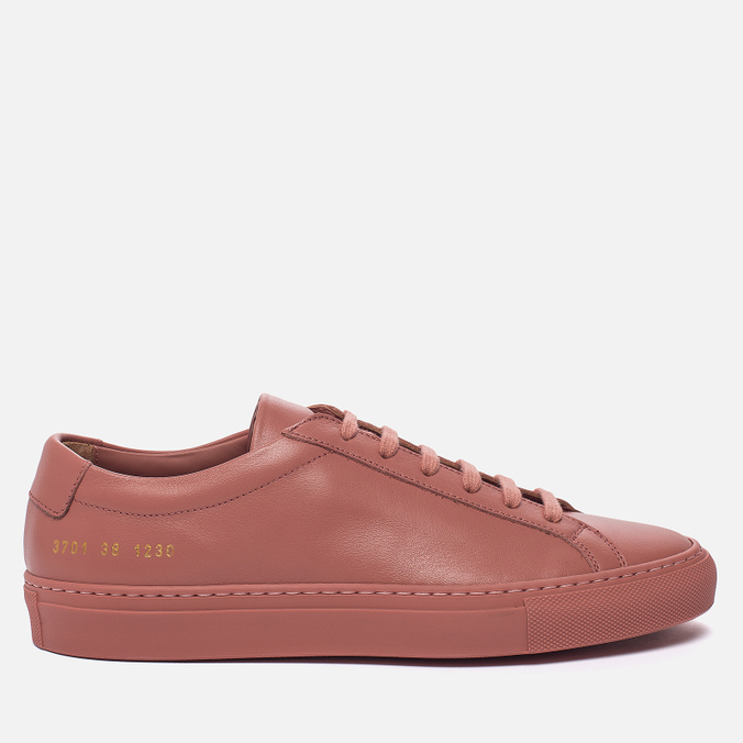 Женские кеды Common Projects Original Achilles Low Antique Rose