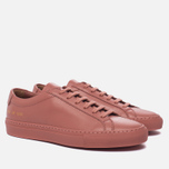 Женские кеды Common Projects Original Achilles Low Antique Rose фото- 2