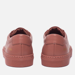 Женские кеды Common Projects Original Achilles Low Antique Rose фото- 3