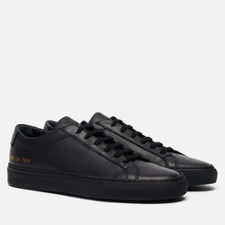 Женские кеды Common Projects Original Achilles Low Black