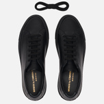 Женские кеды Common Projects Original Achilles Low Black фото- 1