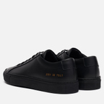 Женские кеды Common Projects Original Achilles Low Black фото- 2