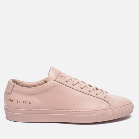 Женские кеды Common Projects Original Achilles Low Blush