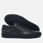 Женские кеды Common Projects Original Achilles Low Navy фото- 1