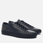 Женские кеды Common Projects Original Achilles Low Navy фото- 2