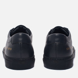Женские кеды Common Projects Original Achilles Low Navy фото- 3
