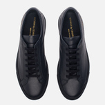 Женские кеды Common Projects Original Achilles Low Navy фото- 4