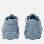 Женские кеды Common Projects Original Achilles Low Powder Blue фото- 3