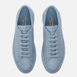 Женские кеды Common Projects Original Achilles Low Powder Blue фото- 4