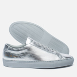 Женские кеды Common Projects Original Achilles Low Silver фото- 2