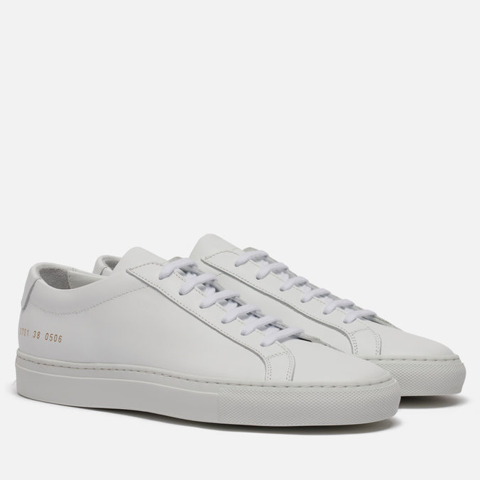 Женские кеды Common Projects Original Achilles Low White