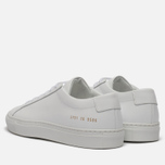 Женские кеды Common Projects Original Achilles Low White фото- 2
