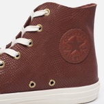 Женские кеды Converse Chuck Taylor All Star Gemma Exotics Hi Sequoia/Mouse/Egret фото- 4