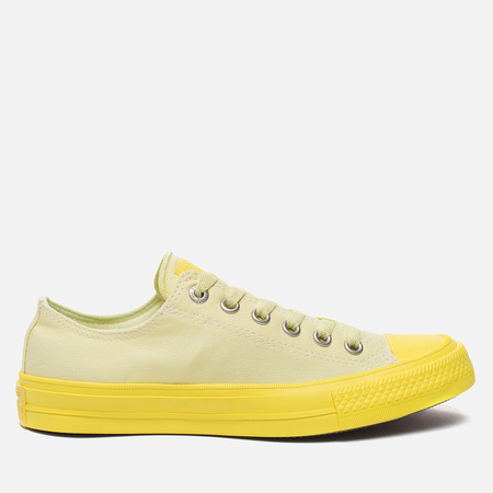 Женские кеды Converse Chuck Taylor All Star II Low Yellow