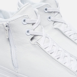 Женские кеды Converse Chuck Taylor All Star Selene Monochrome Leather White фото- 3