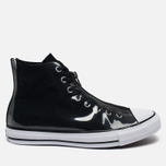 Женские кеды Converse Chuck Taylor All Star Shroud High Top Black фото- 0
