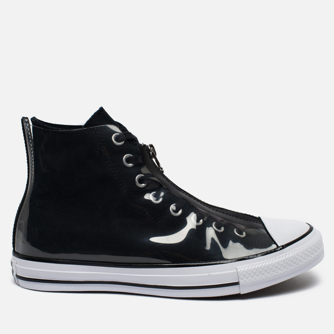 Женские кеды Converse Chuck Taylor All Star Shroud High Top Black