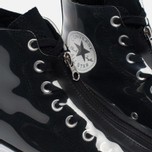 Женские кеды Converse Chuck Taylor All Star Shroud High Top Black фото- 3