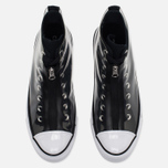 Женские кеды Converse Chuck Taylor All Star Shroud High Top Black фото- 4