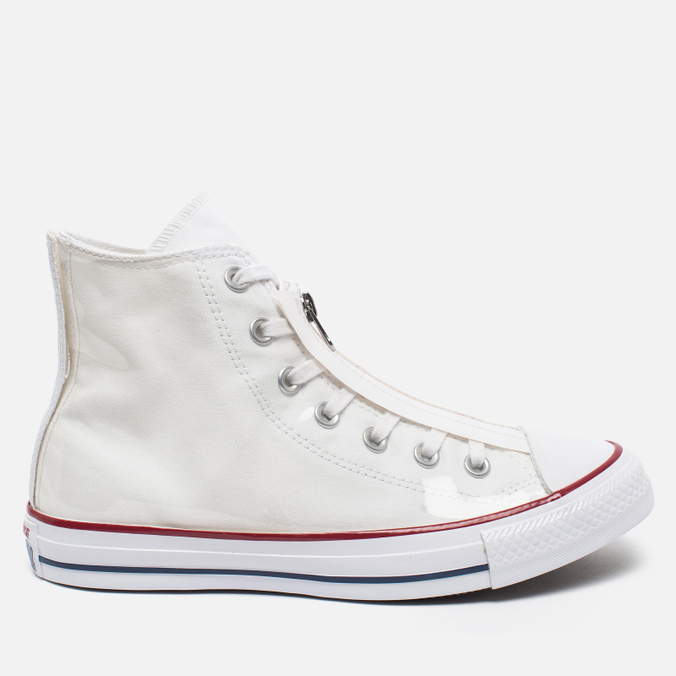 Женские кеды Converse Chuck Taylor All Star Shroud High Top White