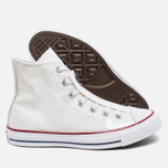 Женские кеды Converse Chuck Taylor All Star Shroud High Top White фото- 1