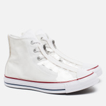 Женские кеды Converse Chuck Taylor All Star Shroud High Top White фото- 2