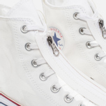 Женские кеды Converse Chuck Taylor All Star Shroud High Top White фото- 3