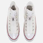 Женские кеды Converse Chuck Taylor All Star Shroud High Top White фото- 4