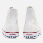 Женские кеды Converse Chuck Taylor All Star Shroud High Top White фото- 5