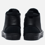 Женские кеды Converse Chuck Taylor All Star Sloane Monochrome Leather Black фото- 5