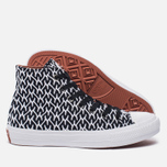 Женские кеды Converse x Missoni Chuck Taylor All Star II Black/White/Auburn фото- 1