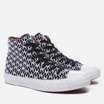 Женские кеды Converse x Missoni Chuck Taylor All Star II Black/White/Auburn фото- 3