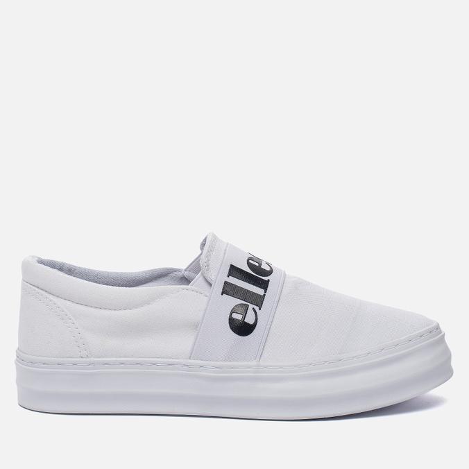 Женские кеды Ellesse Panforte Slip-On White/Black