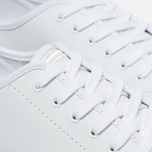 Женские кеды Fred Perry Phoenix Flatform Leather White фото- 5