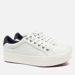 Napapijri Astrid Women's Plimsoles White photo- 2