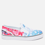 Женские кеды Nike Toki Slip Cherry Blossom Pack White/University Blue фото- 0