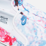 Женские кеды Nike Toki Slip Cherry Blossom Pack White/University Blue фото- 5